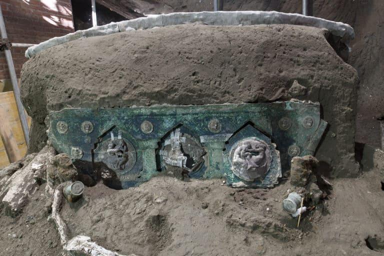 Imagen de Pompeii Sites vía Twitter