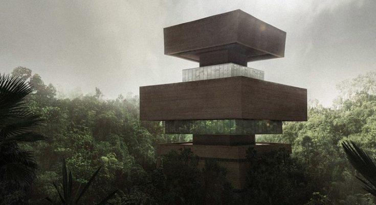 Así lucirá Xinatli, un nuevo museo en medio de la selva mexicana que estaría listo para el 2025