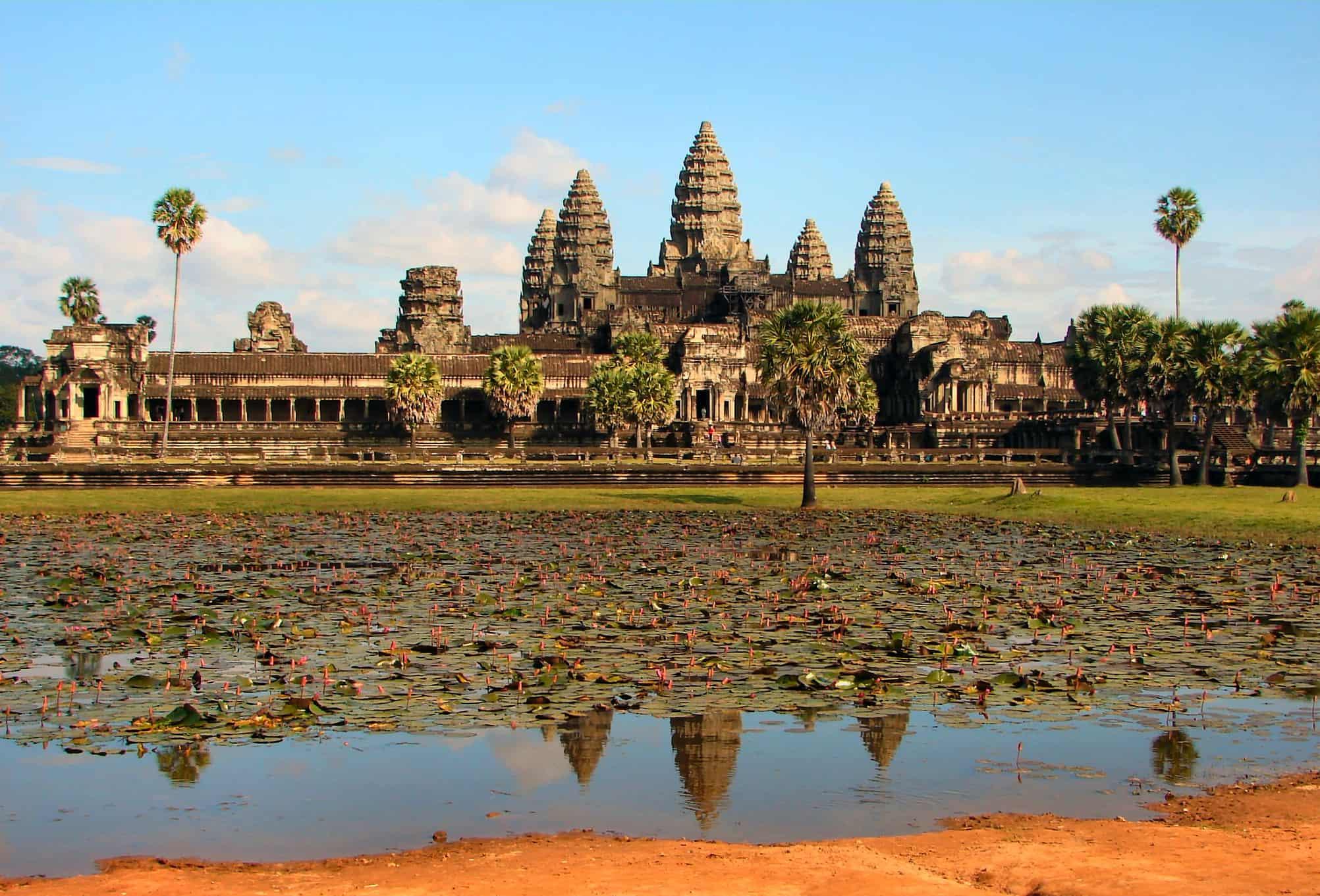 templos de Angkor 1