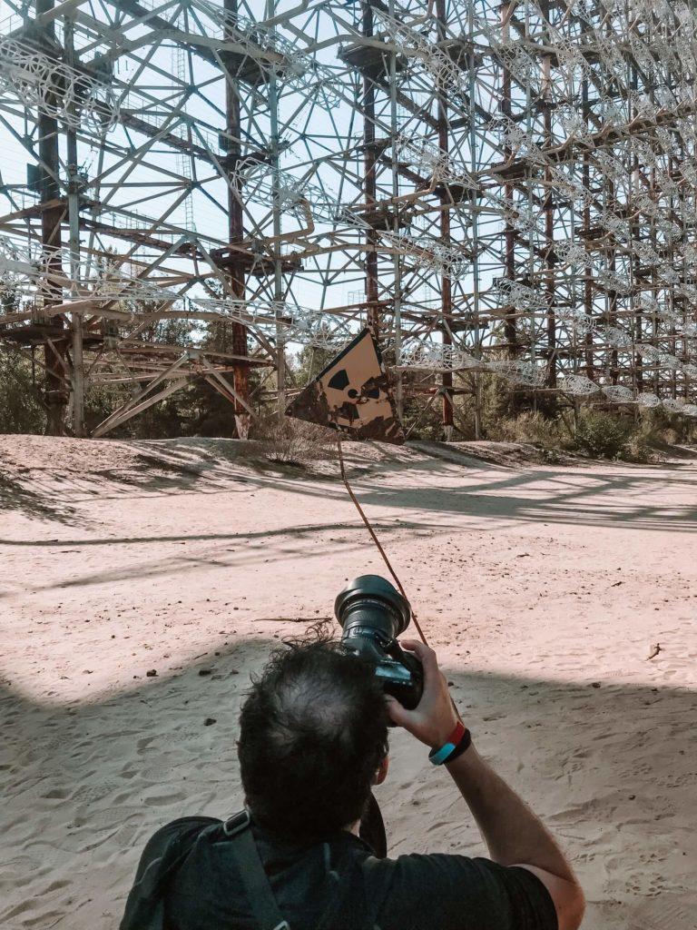Chernobyl, Ucrania