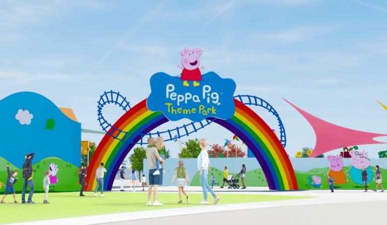 Peppa Pig tendrá su propio parque temático para 2022 en Florida, Estados Unidos
