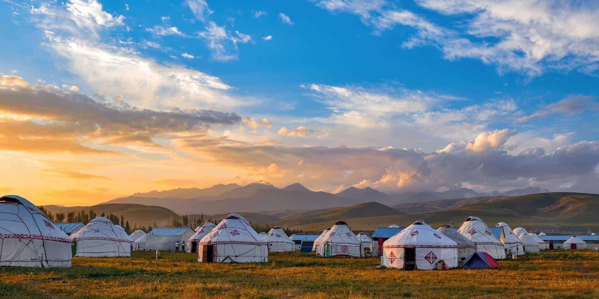 sitios de Mongolia