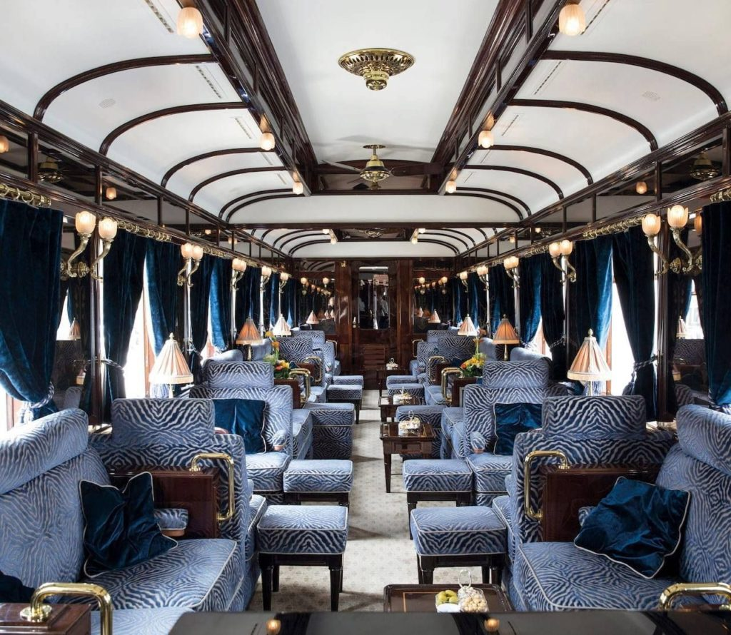 Estas Nuevas Rutas Del Tren Orient Express Proponen Formas Inéditas De Disfrutar De Europa