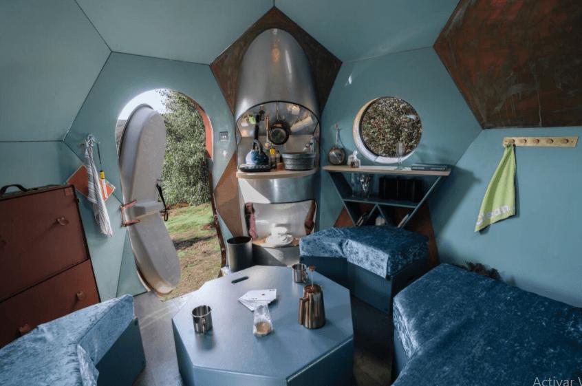Diseñada Por Un Ex Ingeniero De Rolls-Royce