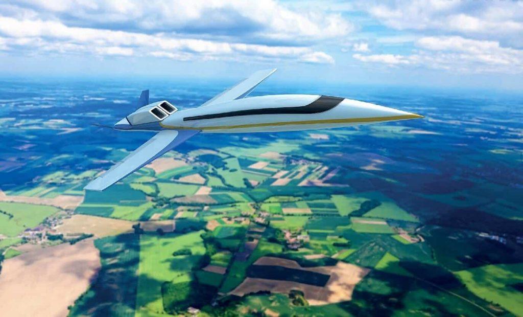 Imagen 161006 Spike Aerospace 1