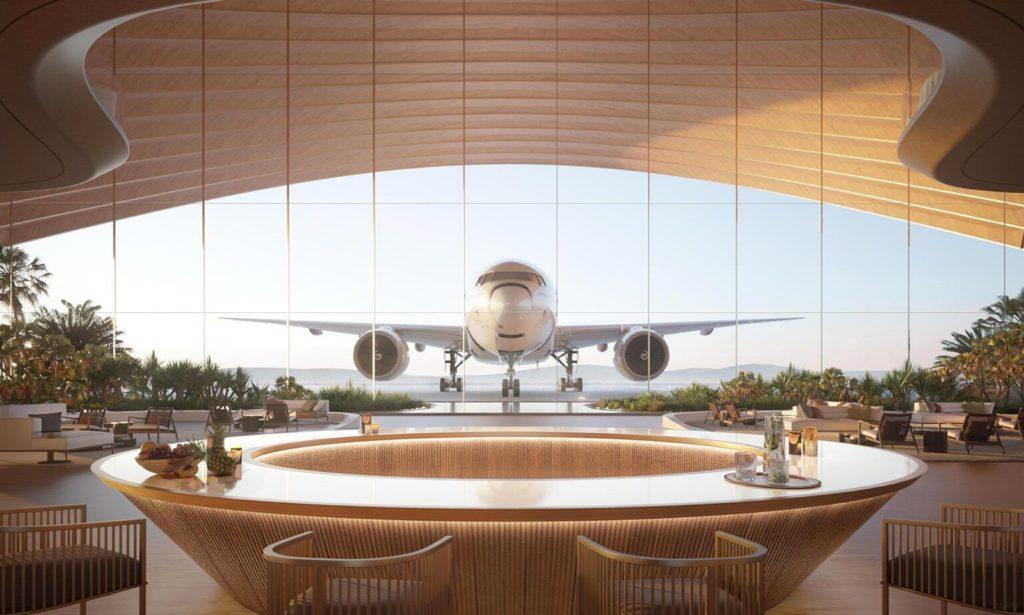 Este Nuevo Aeropuerto En El Mar Rojo Podría Ser Considerado Pronto Como 'El Más Lindo Del Mundo', Desplazando De Los Rankings Al Aeropuerto De Singapur