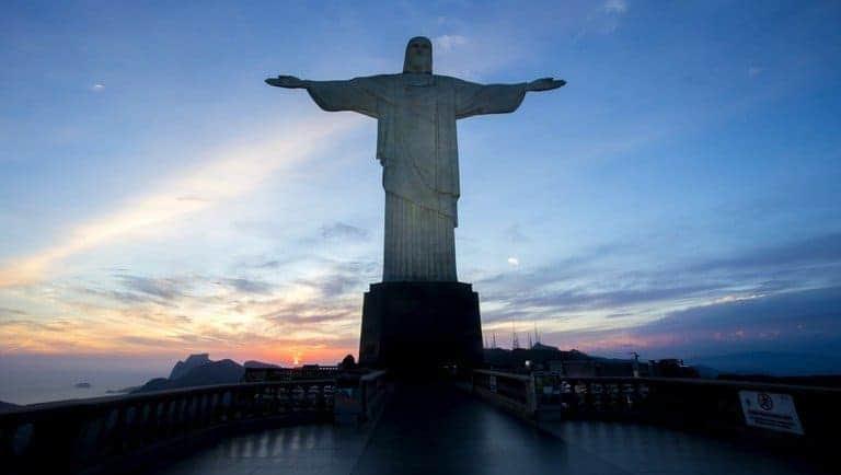 via crucis corredor turístico Brasil Semana Santa 1