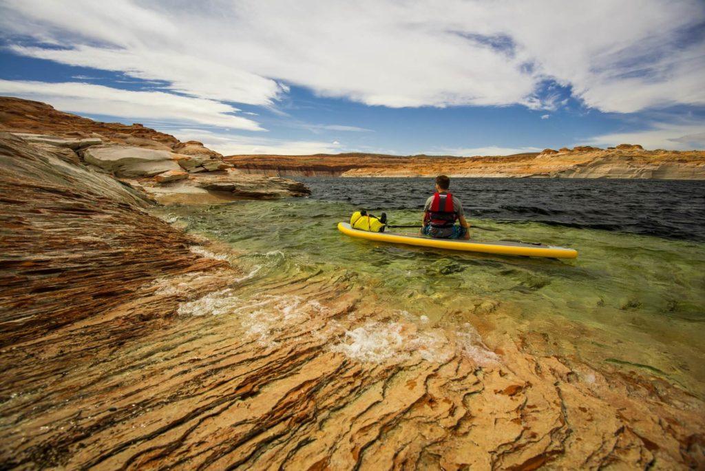 Imagen Lago Powell Scott Osborn 6Fguok3Ve3G Unsplash 1