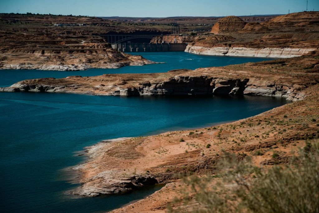 Imagen Lago Powell Loren Cutler Tv4Qr 3Ipyo Unsplash 1