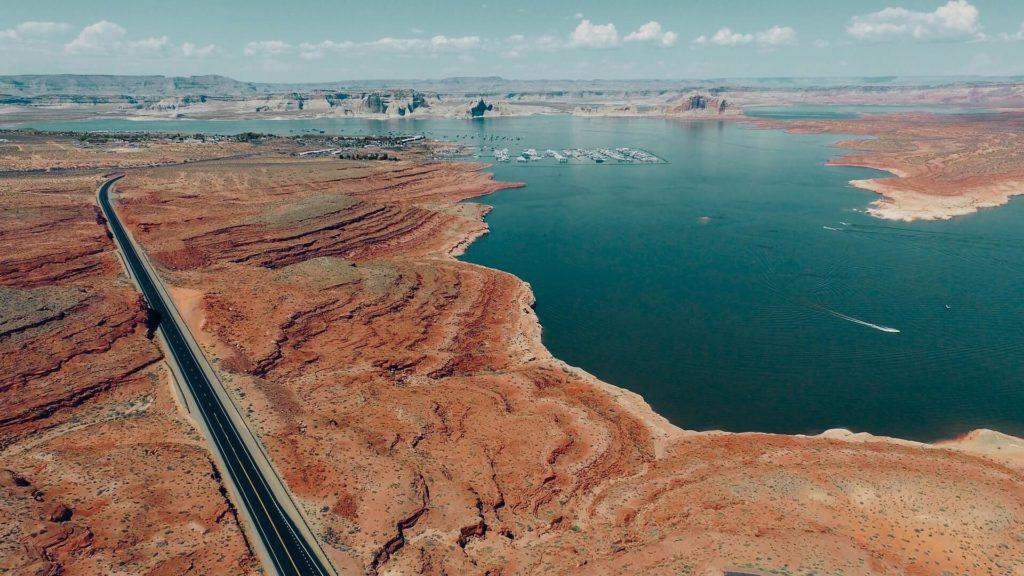 Imagen Lago Powell Olivier Chatel Rkuubdypf0 Unsplash 1