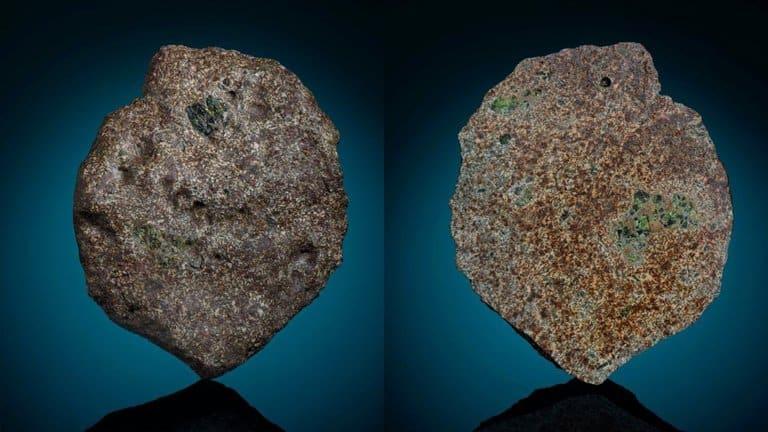 Un meteorito más antiguo que el planeta Tierra fue hallado en el desierto de Sahara