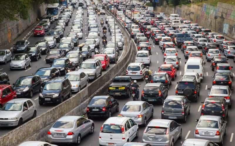 Estas son las 10 ciudades con el peor tráfico del mundo según estudio