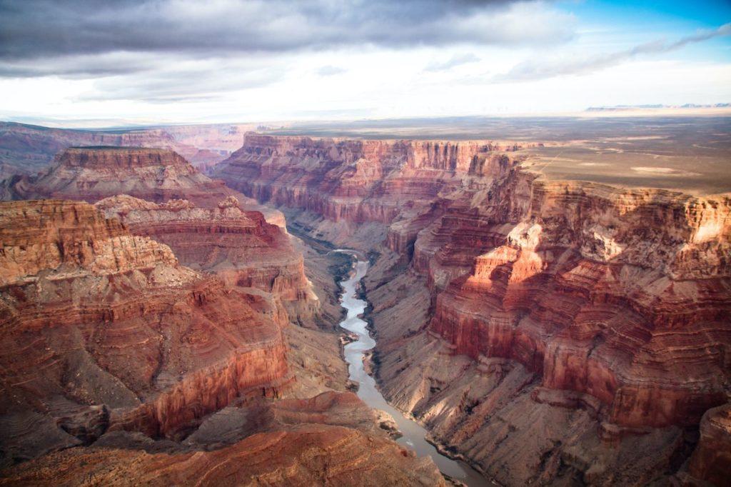 parques nacionales más visitados de Estados Unidos Grand Canyon