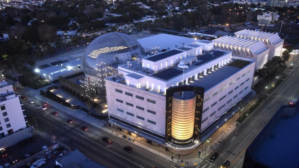 Los Ángeles: Hollywood abrirá el nuevo Museo del Cine de la Academia el próximo 30 de septiembre