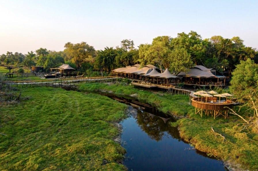 Botswana: La Apertura De Este Nuevo Eco Lodge De Lujo Llevará A Los Viajeros A Explorar Los Espacios Salvajes De África
