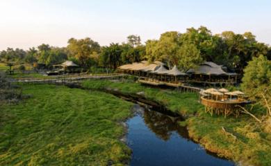 Botswana La apertura de este nuevo eco lodge de lujo llevará a los viajeros a explorar los espacios salvajes de África 1