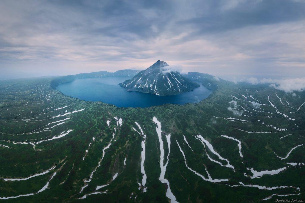 Imagen Volcán En Erupción Daniel Kordan Volcano Photo 2