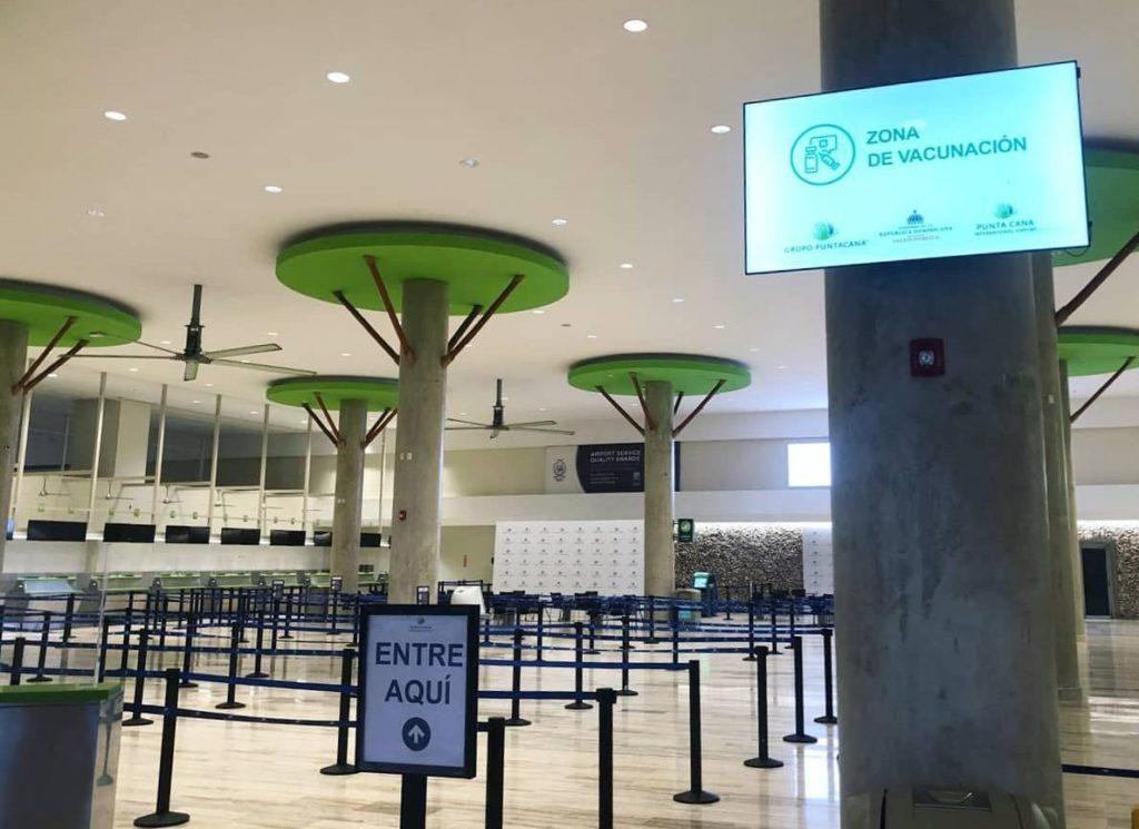 Punta Cana Promete Vacunación Masiva En Tiempo Récord: Usarán El Aeropuerto Y Complejos Turísticos Para Atender A Los Habitantes