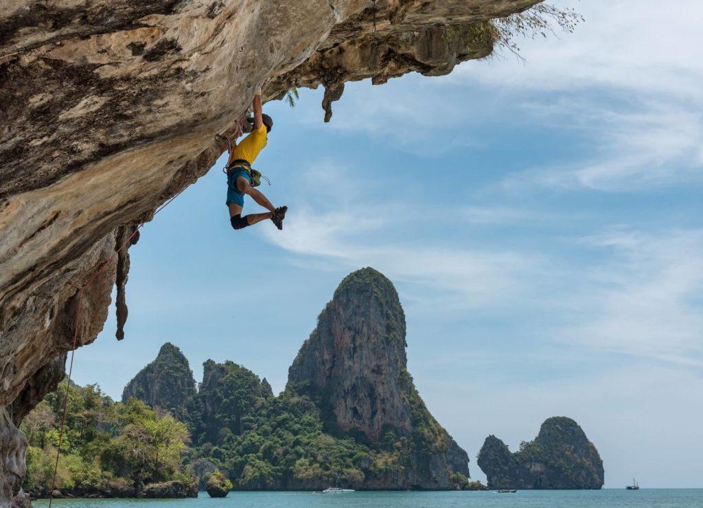 Imagen Destinos Del Mundo Para Escalar En Roca Hu Chen Fz0Qzjvf C Unsplash 1