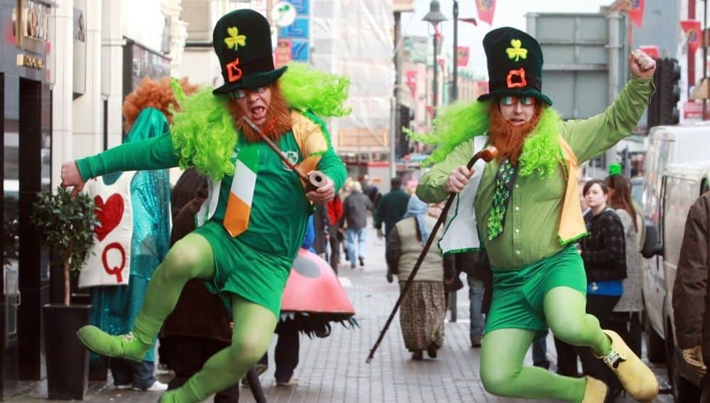 Irlanda San Patricio 1