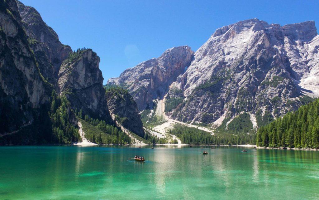 Lago Braies renato pozzi G4oGYy ZcsQ unsplash 1