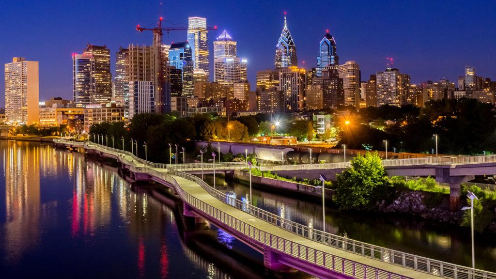 Este Es El Curioso Motivo Por El Que Los Rascacielos De Filadelfia Apagarán Sus Luces A La Medianoche Desde El Próximo 1 De Abril