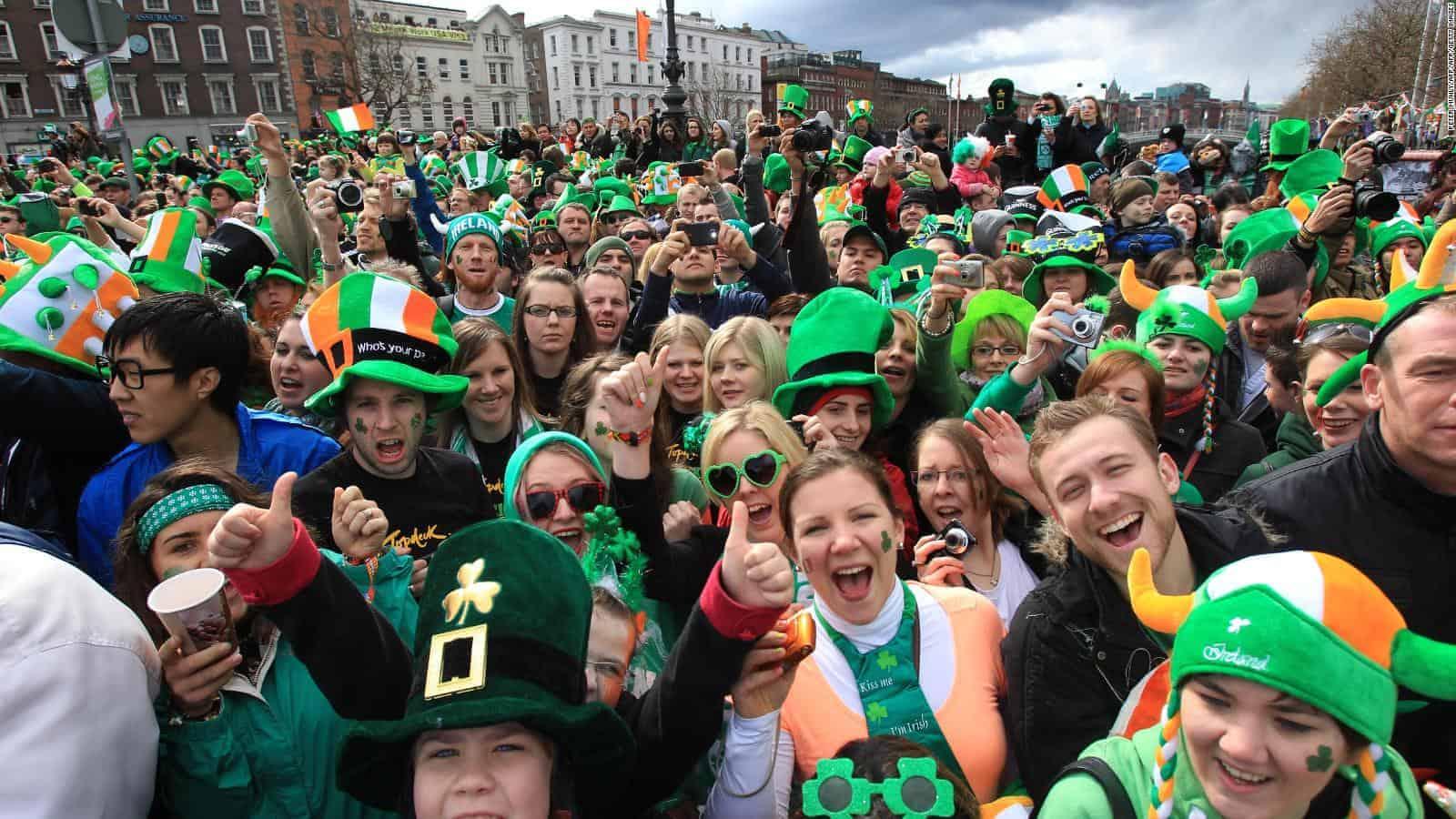 San Patricio-Irlanda 0