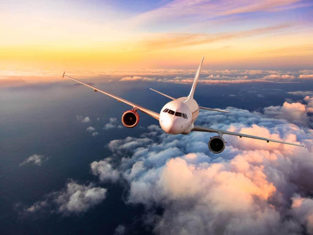 """Según estudio, los materiales de """"desechos húmedos"""" descartados podrían convertirse en biocombustible para el funcionamiento de los aviones"""