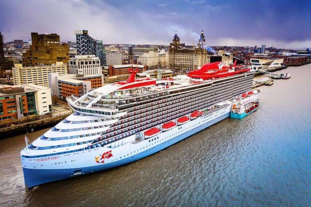 Virgin Voyages Se Suma A La Compañía De Cruceros Que Solicitarán Que Los Pasajeros Se Hayan Vacunado Contra El Covid-19 Antes De Abordar