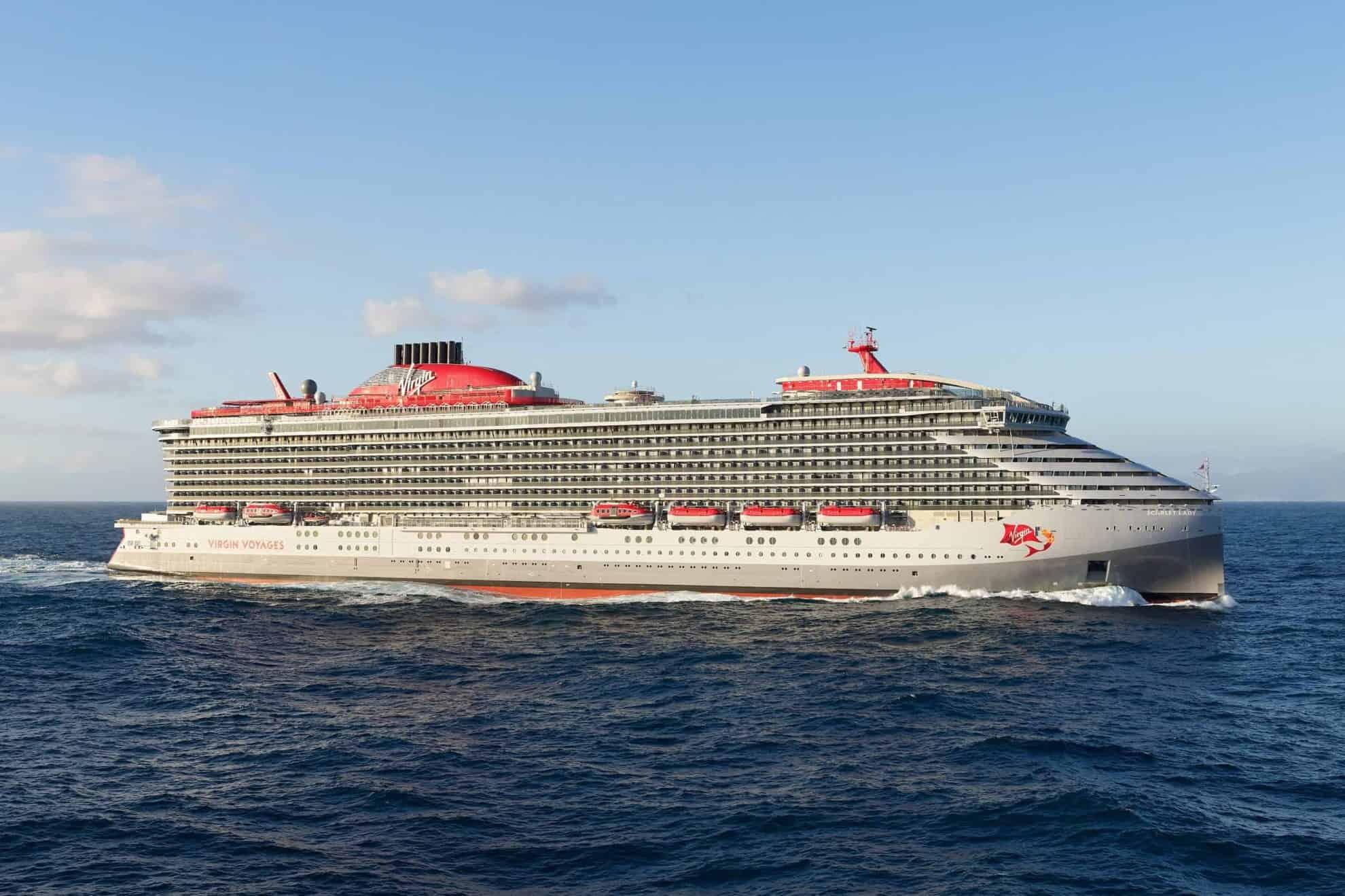 Virgin Voyages se suma a las compañías de cruceros que solicitarán que los pasajeros se hayan vacunado contra el COVID-19 antes de abordar