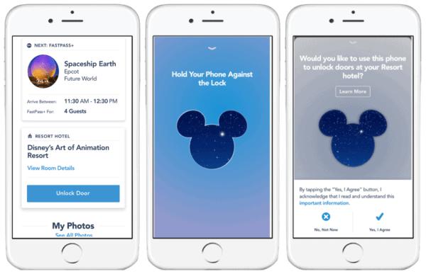 Disney World Presentó El Servicio Disney Magicmobile Para Tener Un Acceso Sin Contacto