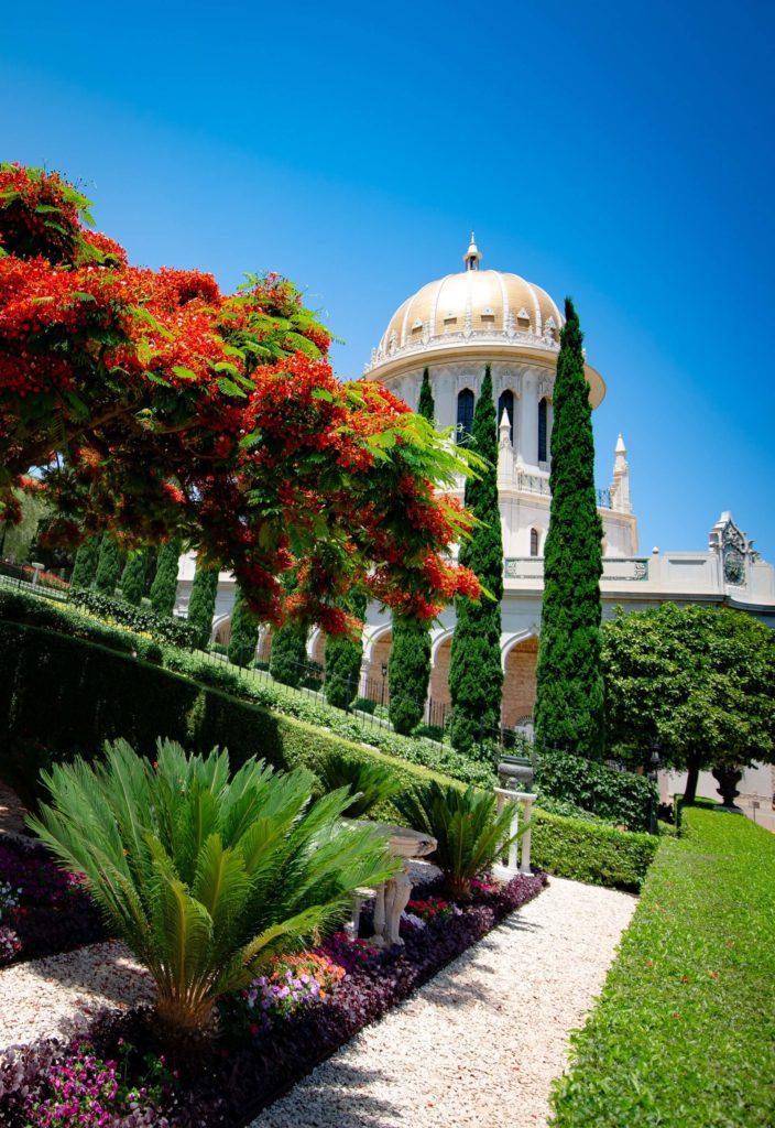 Jardines de Bahaí david holifield aUIm2ALNX50 unsplash 1