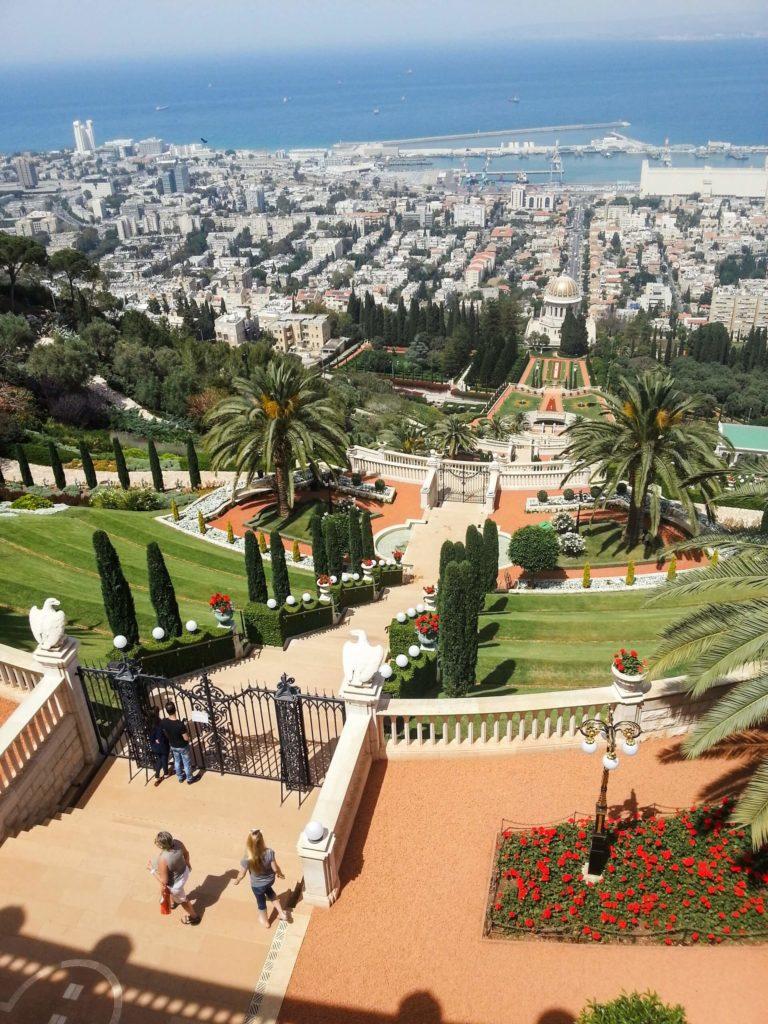 Jardines de Bahaí steven lasry teFOSpcjrg8 unsplash 1