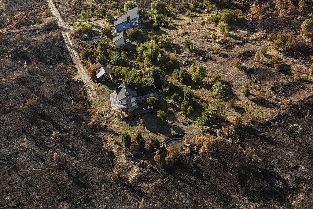Imagen Incendios En La Patagonia Argentina Incendios En La Patagonia 5