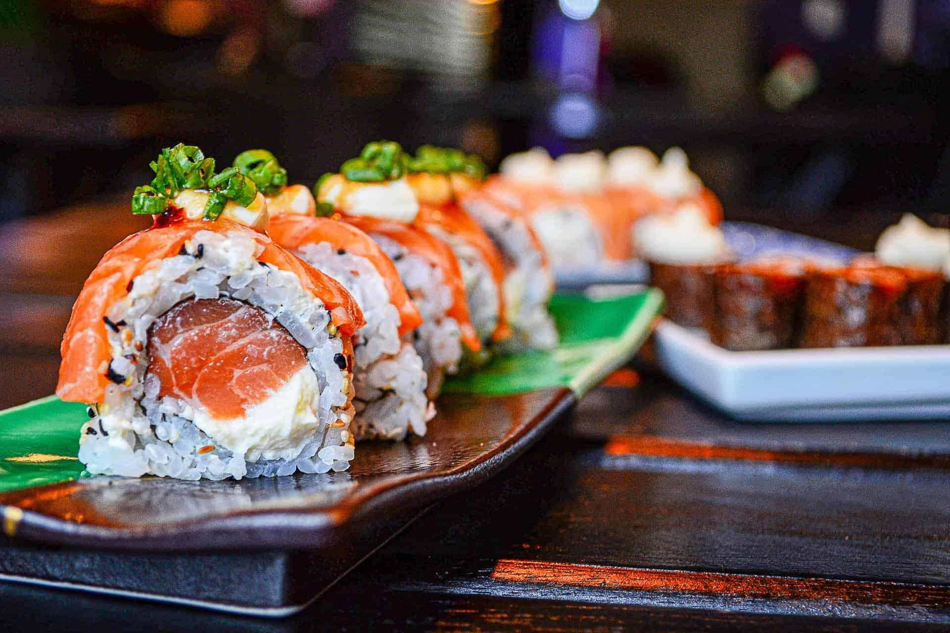 Taiwán pide a sus ciudadanos que no se cambien el nombre para tener sushi gratis