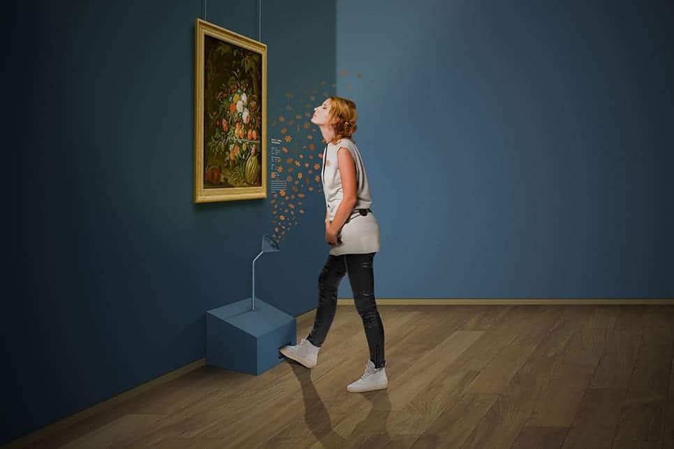 Un museo de Países Bajos contará con una exhibición de arte que permitirá sentir diferentes aromas del siglo XVII