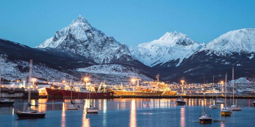 crucero te llevará a la Patagonia