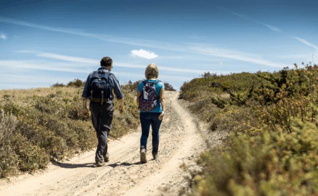 realizar la Ruta Vicentina home walking caminhada trekking portugal