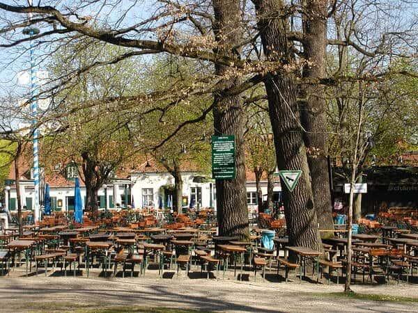 mejores jardines cerveceros que visitar en Múnich 860786 eb9554e13a z 1
