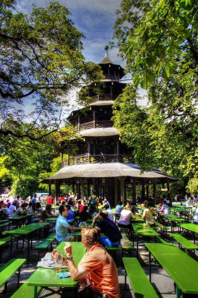 mejores jardines cerveceros que visitar en Múnich 8287450580 95acde7484 k 1