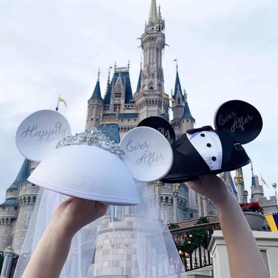 casarte en Disney