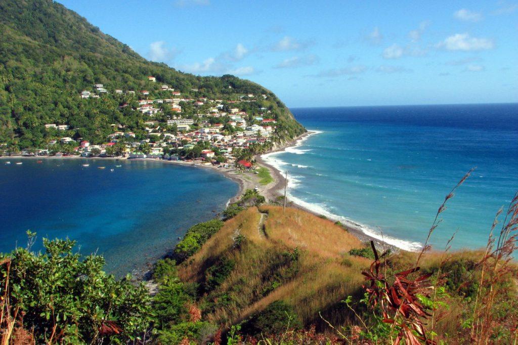 La isla de Dominica ofrece una visa por tiempo extendido para trabajar de forma remota desde allí