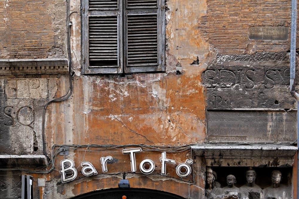 Lugares Ocultos En Roma