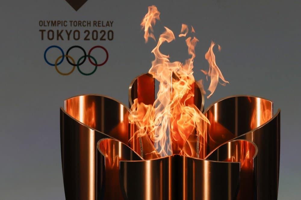 Ya comenzó el recorrido de la antorcha olímpica alrededor de Japón y durará 121 días