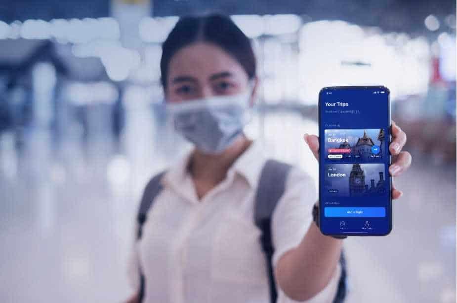 Airbus lanza Tripset su propia app para facilitar los viajes y en donde informará sobre restricciones y requisitos de salud vigentes en los destinos
