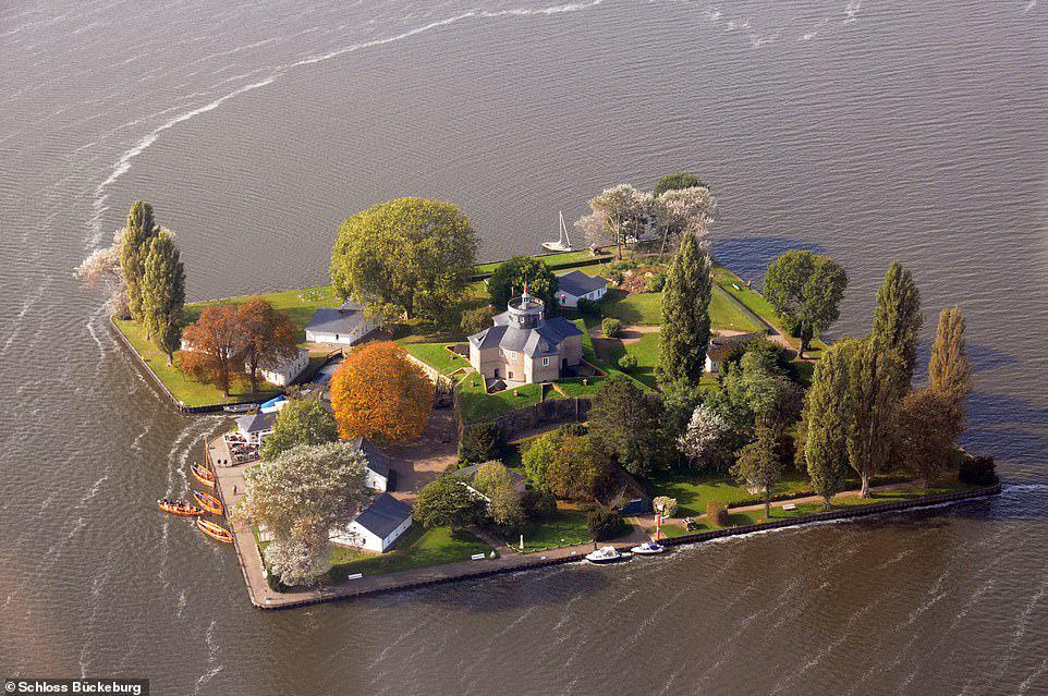 isla Wilhelmstein