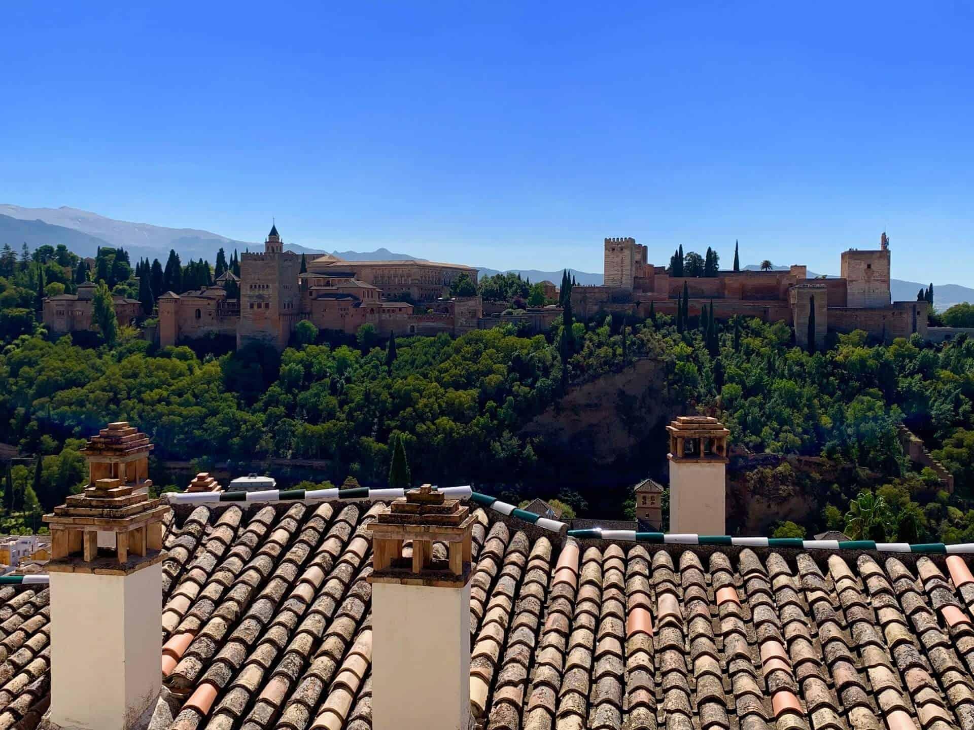 24 horas en Granada