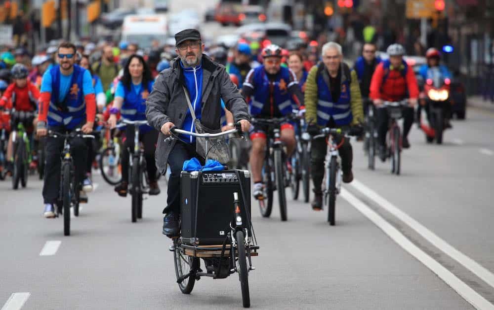 Conoce 30 Días En Bici, El Proyecto Que Impulsa A Pedalear Las Diferentes Ciudades Del Mundo Durante Todo El Mes De Abril Para Crear Comunidades Más Sostenibles