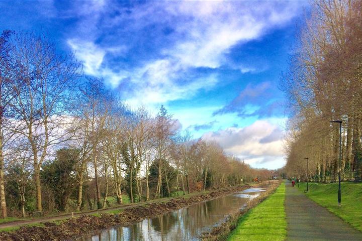 Imagen Nueva Ruta Ciclista En Irlanda The Royal Canal Greenway Ruta Ciclista Irlanda 1