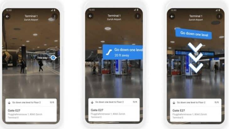 Google Maps Estrena Nueva Actualización: Comenzará A Funcionar Para Espacios Bajo Techo, Aplicando Para Aeropuertos, Estaciones De Tren Y Centros Comerciales